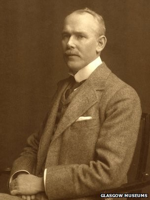 Sir William Burrell Glasgow Corporation     Councillor 1899 – 1906