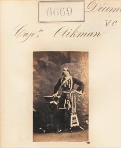 by Camille Silvy albumen print, 19 December 1861 NPG Ax56602 © National Portrait Gallery, London